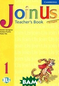 Join Us for English 1. Teacher`s Book