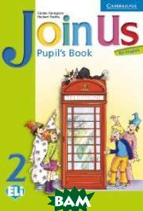 Join Us for English 2 Pupil`s Book