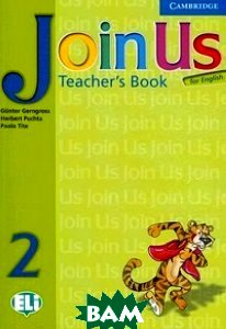 Join Us for English 2. Teacher`s Book