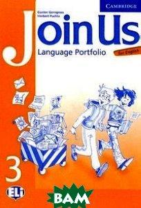 Join Us for English 3. Language Portfolio