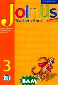 Join Us for English 3 Teacher`s Book