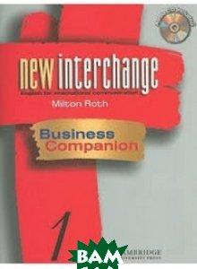 New Interchange Business Companion 1 Workbook (+ Audio CD)