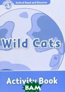 Wild Cats. Activity Book