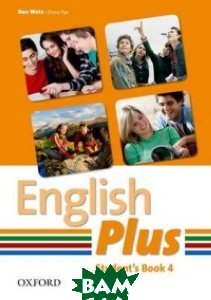 English Plus. Student Book 4