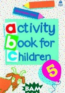 Activity Books for Children. Book 5