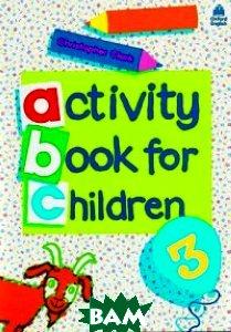 Activity Books for Children. Book 3