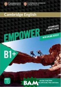 Cambridge English Empower Intermediate Student`s Book with Online Assessment and Practice and Online Workbook