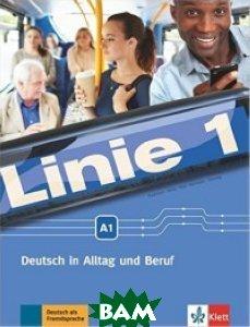 Linie 1 A1: Kurs- und&220;bungsbuch (+ DVD)