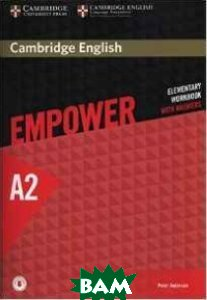 Cambridge English Empower Elementary Workbook with Answers with Downloadable Audio CAMBRIDGE UNIVERSITY PRESS