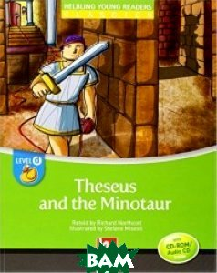 Theseus and the Minotaur (+ Audio CD)
