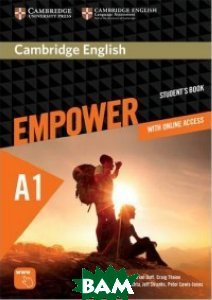 Cambridge English Empower Starter Student`s Book with Online Assessment and Practice, and Online Workbook. Printed Access Code