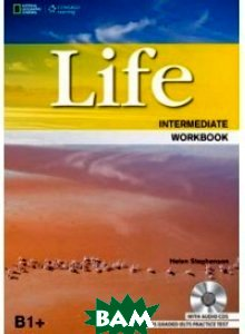 Life Intermediate Workbook (+ Audio CD)