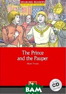 HR Red - 1. Classics. The Prince and the Pauper (+ Audio CD)