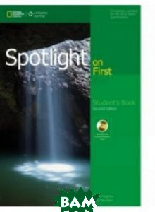 Spotlight on First Student`s Book (+ DVD-ROM)