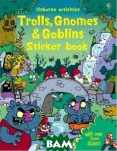 Trolls, Gnomes&Goblins Sticker Book