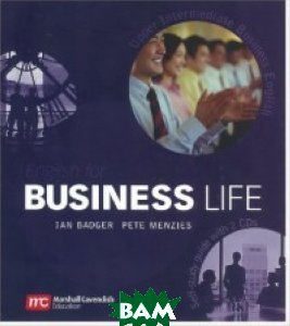 English for Business Life Upper-Intermediate: Self-Study Guide (+ Audio CD)