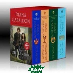 Outlander 4-Copy Boxed Set Film Tie-in