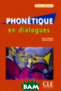 Phonetique En Dialogues Niveau Debutant (+ Audio CD)