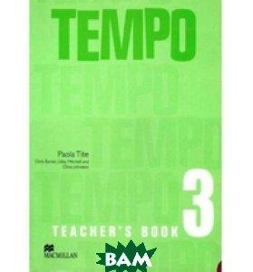 Tempo 3 Teacher`s Book