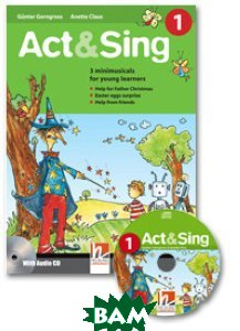 Act&Sing 1 (+ Audio CD)