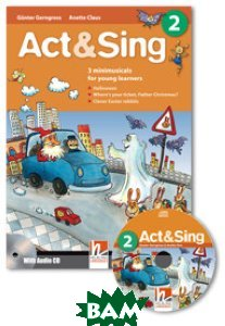 Act&Sing 2 (+ Audio CD)