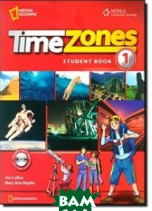 Time Zones 1. Student Book (+ CD-ROM)