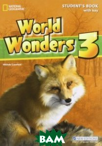 World Wonders 3. Student Book with Key