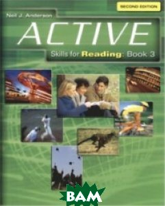 ACTIVE Skills for Reading 3. Student Book