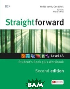 Straightforward. Level 4A. Student`s Book