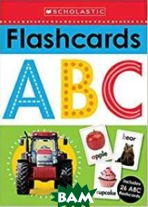 Write and Wipe Flashcards: ABC