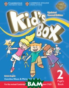 Kid`s Box Level 2 Pupil`s Book British English