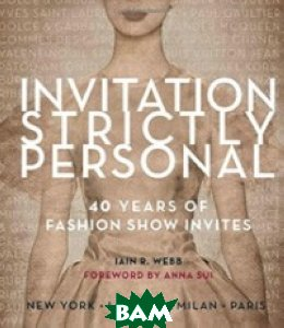 Invitation Strictly Personal