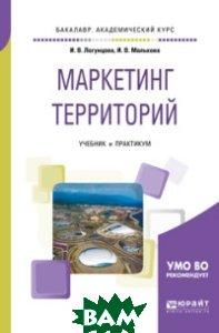 Маркетинг территорий. Учебник и практикум для академического бакалавриата