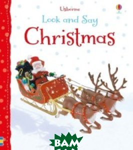 Look and Say. Christmas. Board book