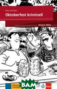 Oktoberfest kriminell: Lekt&252;re mit Klett-Augmented-App. A1-A2