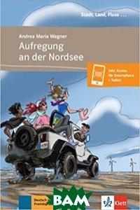 Aufregung an der Nordsee A1. Buch + Audio-online