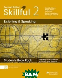 Skillful 2. Listening and Speaking Premium Student`s Book Pack