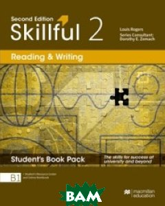 Skillful 2. Reading and Writing Premium Student`s Book Pack