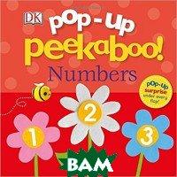 Pop-Up Peekaboo! Numbers. Board book