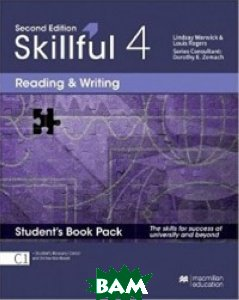 Skillful. Level 4. Reading and Writing Premium. Student`s Book Pack