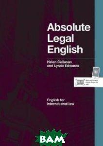 Absolute Legal English B2-C1. Coursebook (+ Audio CD)