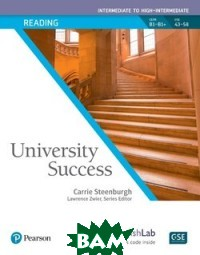 University Success. Reading. Intermediate to High-Intermedate: Student Book with MyEnglishLab