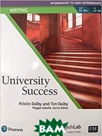 University Success. Writing. Intermediate to High-Intermedate: Student Book with MyEnglishLab