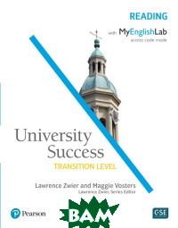 University Success. Reading. Transition Level: Student Book with MyEnglishLab