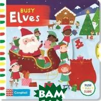 Busy Elves (board book)