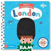 My First Touch and Find: London (board book)