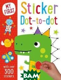 My First Sticker Dot to Dot