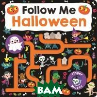 Follow Me Halloween (board book)