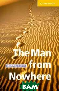 The Man from Nowhere Book and Audio CD Pack (+ Audio CD)