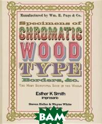 Specimens of Chromatic Wood Type